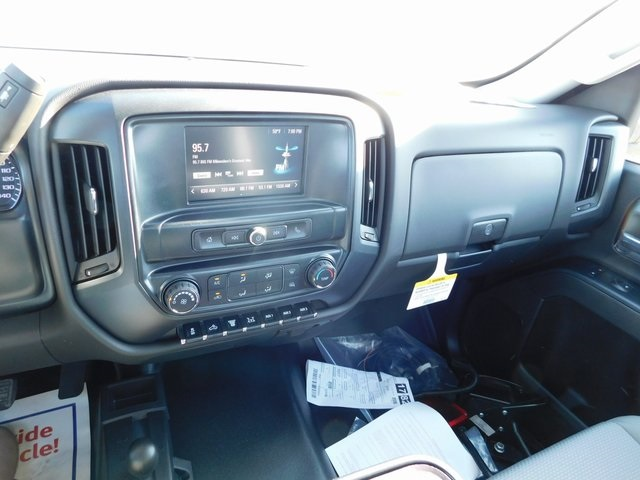 2019 Silverado 3500 Regular Cab DRW 4x4,  Knapheide Platform Body #GT02942 - photo 5