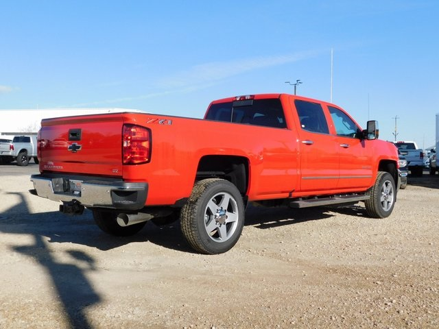 2019 Silverado 2500 Crew Cab 4x4,  Pickup #GT02946 - photo 2