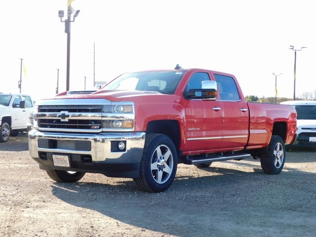 2019 Silverado 2500 Crew Cab 4x4,  Pickup #GT02946 - photo 12