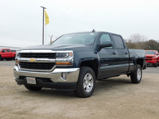 2018 Silverado 1500 Crew Cab 4x4,  Pickup #GT02966 - photo 11