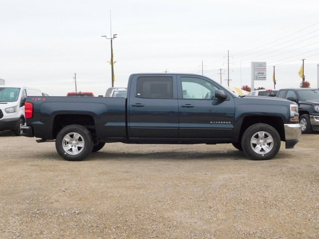2018 Silverado 1500 Crew Cab 4x4,  Pickup #GT02966 - photo 3