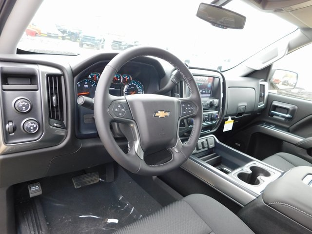 2018 Silverado 1500 Crew Cab 4x4,  Pickup #GT02966 - photo 4
