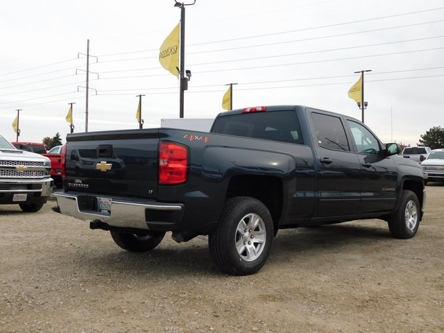 2018 Silverado 1500 Crew Cab 4x4,  Pickup #GT02966 - photo 2