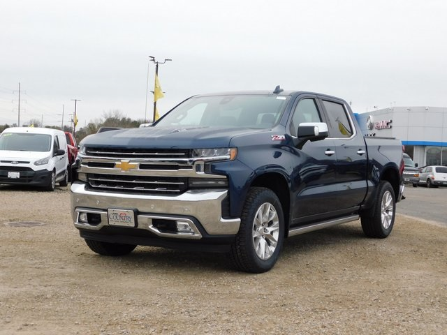 2019 Silverado 1500 Crew Cab 4x4,  Pickup #GT02970 - photo 11