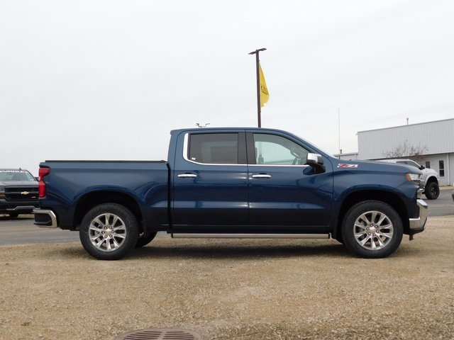 2019 Silverado 1500 Crew Cab 4x4,  Pickup #GT02970 - photo 3