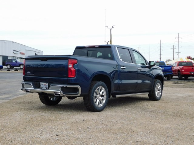 2019 Silverado 1500 Crew Cab 4x4,  Pickup #GT02970 - photo 2