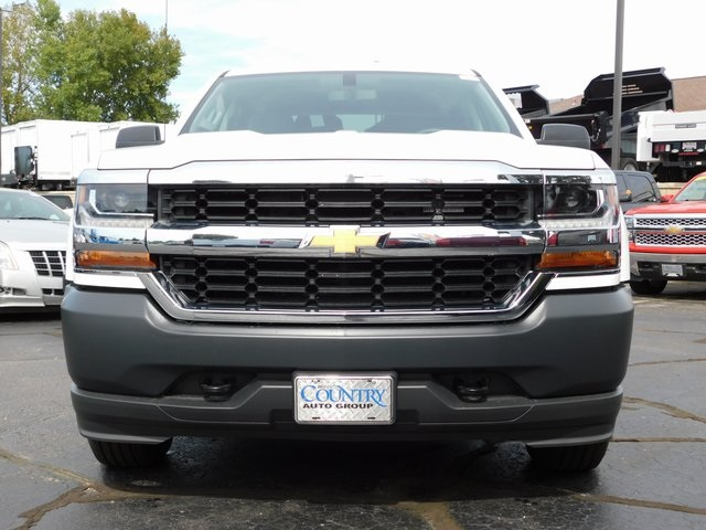 2018 Silverado 1500 Crew Cab 4x4,  Pickup #GT03059 - photo 9