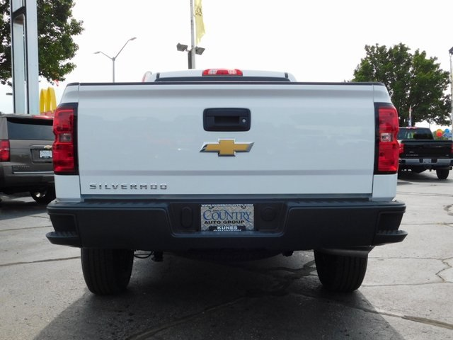 2018 Silverado 1500 Crew Cab 4x4,  Pickup #GT03059 - photo 7