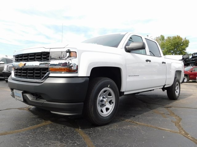 2018 Silverado 1500 Crew Cab 4x4,  Pickup #GT03059 - photo 8