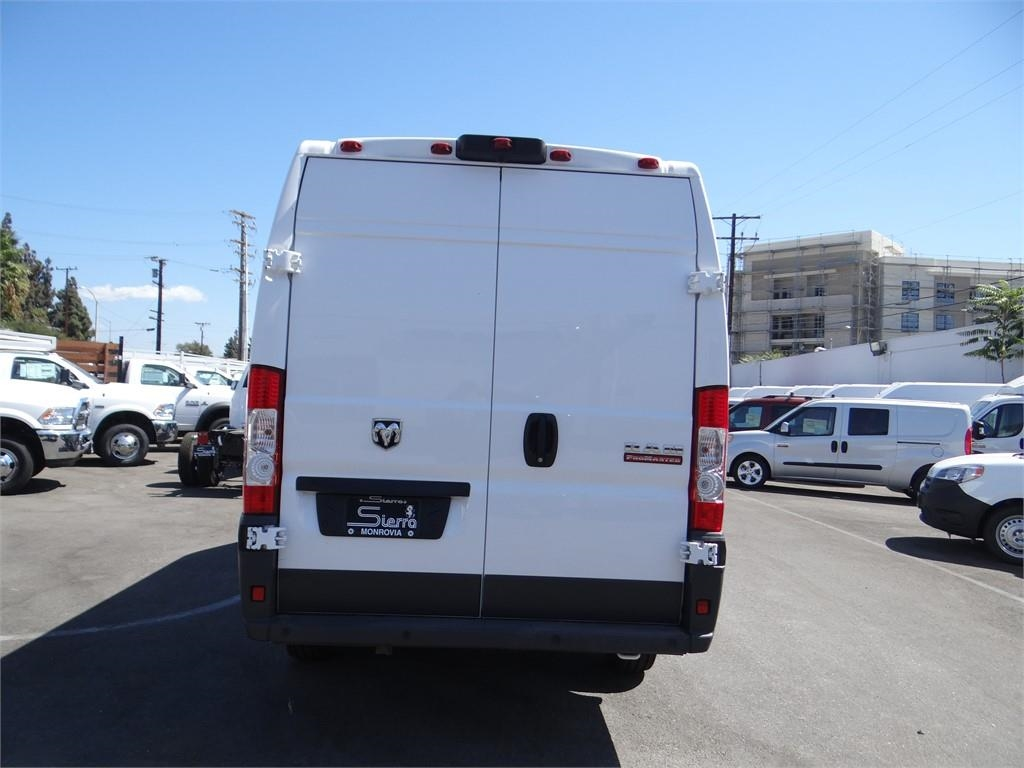 2018 ProMaster 3500 High Roof FWD,  Empty Cargo Van #,R1775T - photo 5