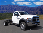 2018 Ram 5500 Regular Cab DRW 4x2,  Cab Chassis #R1568T - photo 1