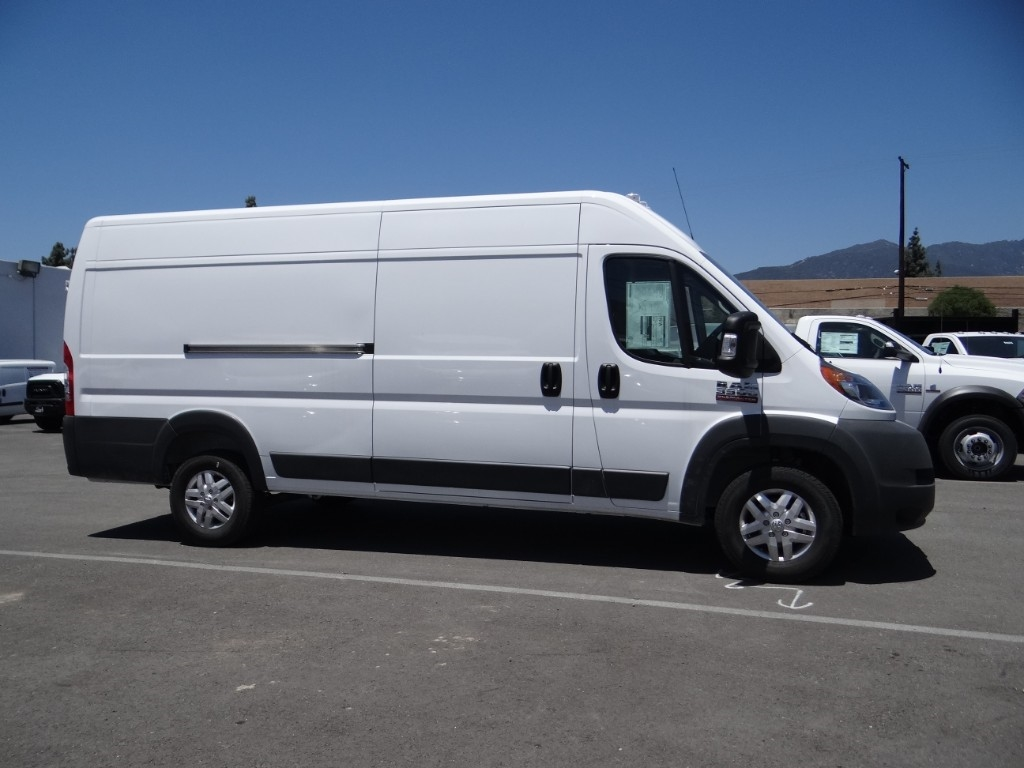 2018 ProMaster 3500 High Roof FWD,  Empty Cargo Van #R1577T - photo 3