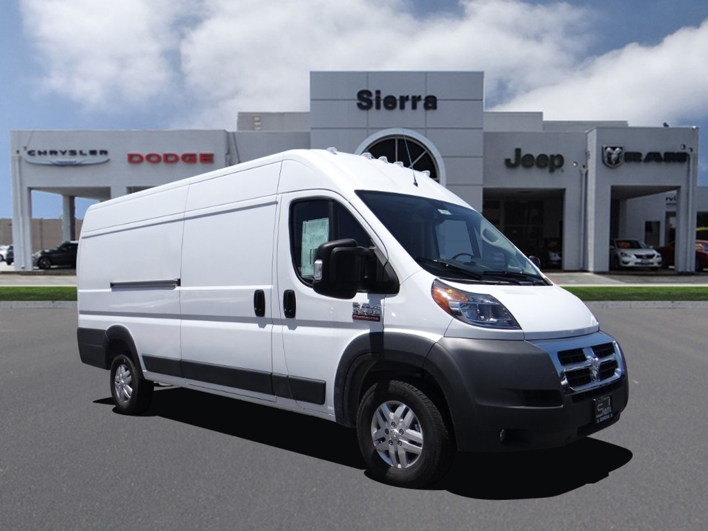 2018 ProMaster 3500 High Roof FWD,  Empty Cargo Van #R1577T - photo 1