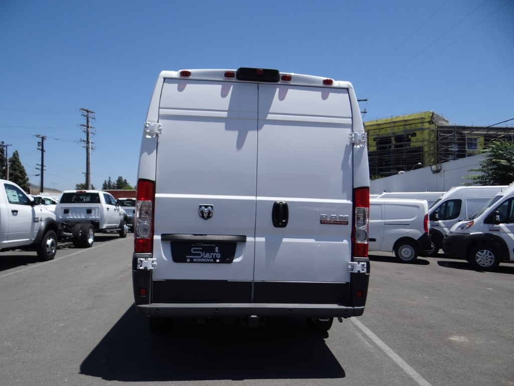 2018 ProMaster 3500 High Roof FWD,  Empty Cargo Van #R1577T - photo 4