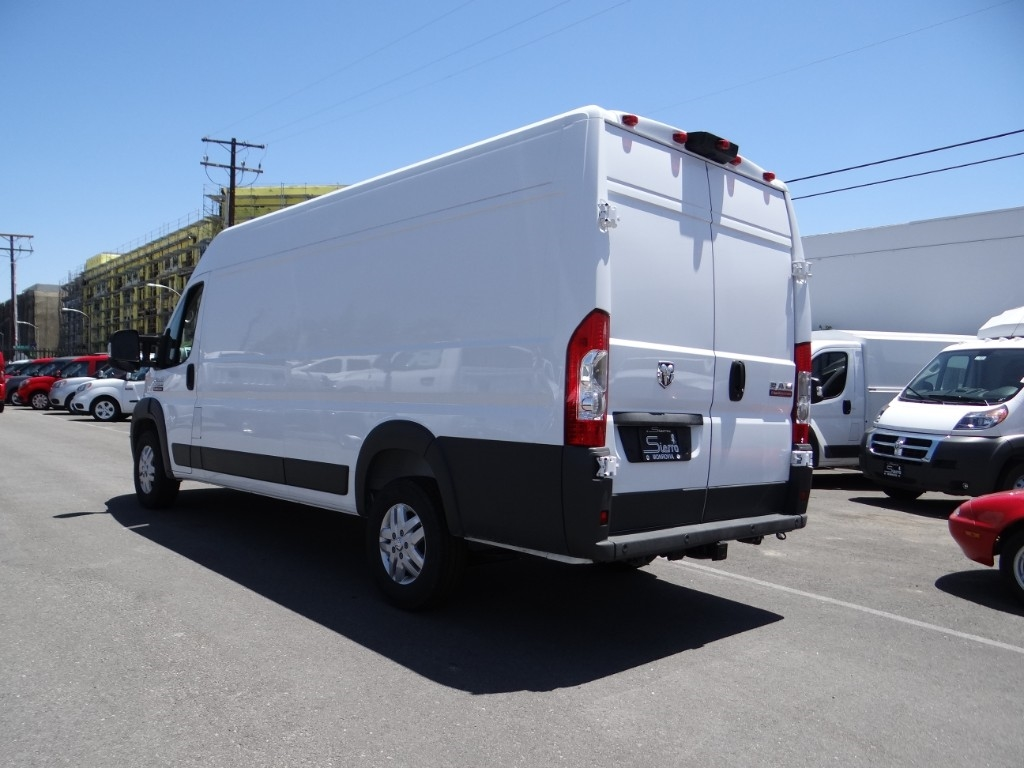 2018 ProMaster 3500 High Roof FWD,  Empty Cargo Van #R1577T - photo 5