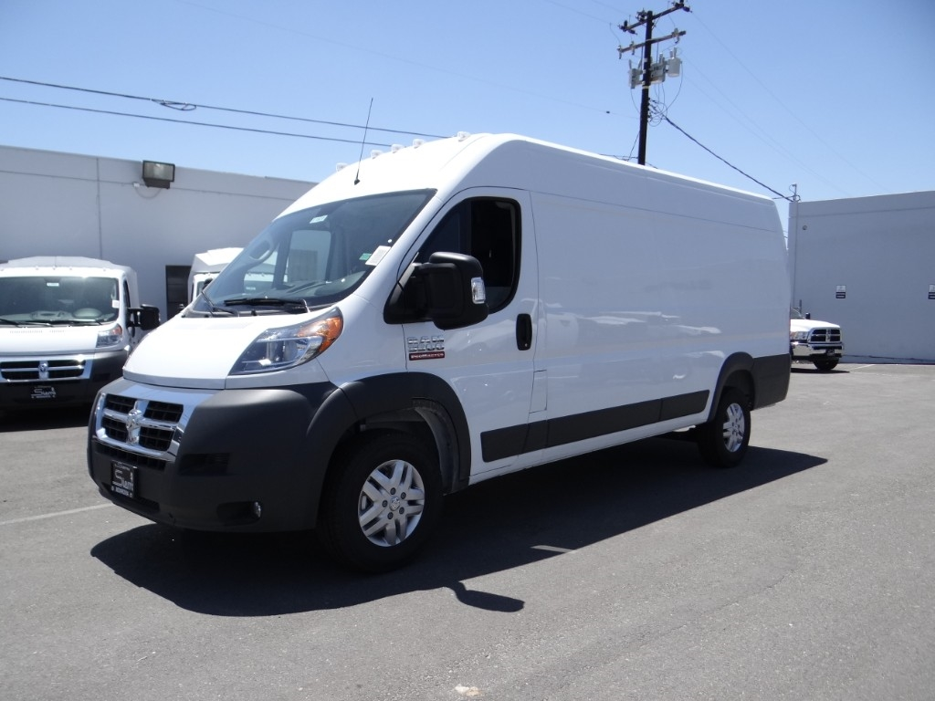 2018 ProMaster 3500 High Roof FWD,  Empty Cargo Van #R1577T - photo 7