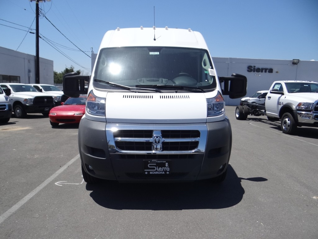 2018 ProMaster 3500 High Roof FWD,  Empty Cargo Van #R1577T - photo 8