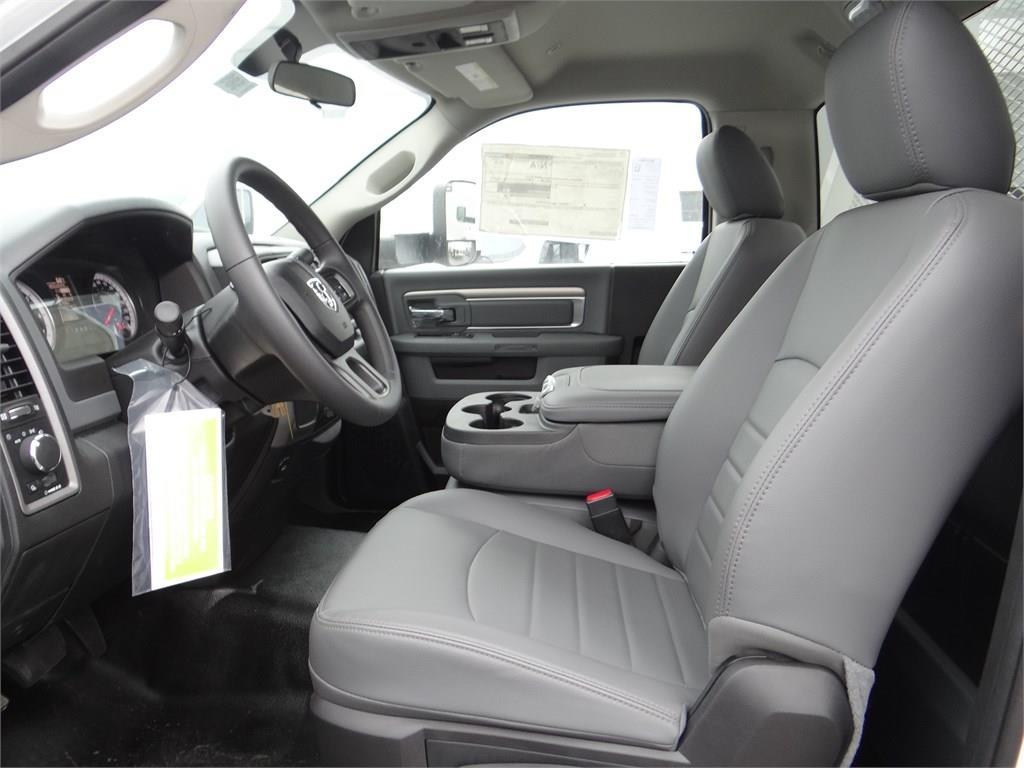 2018 Ram 3500 Regular Cab DRW 4x2,  Martin's Quality Truck Body Contractor Body #R1589T - photo 16