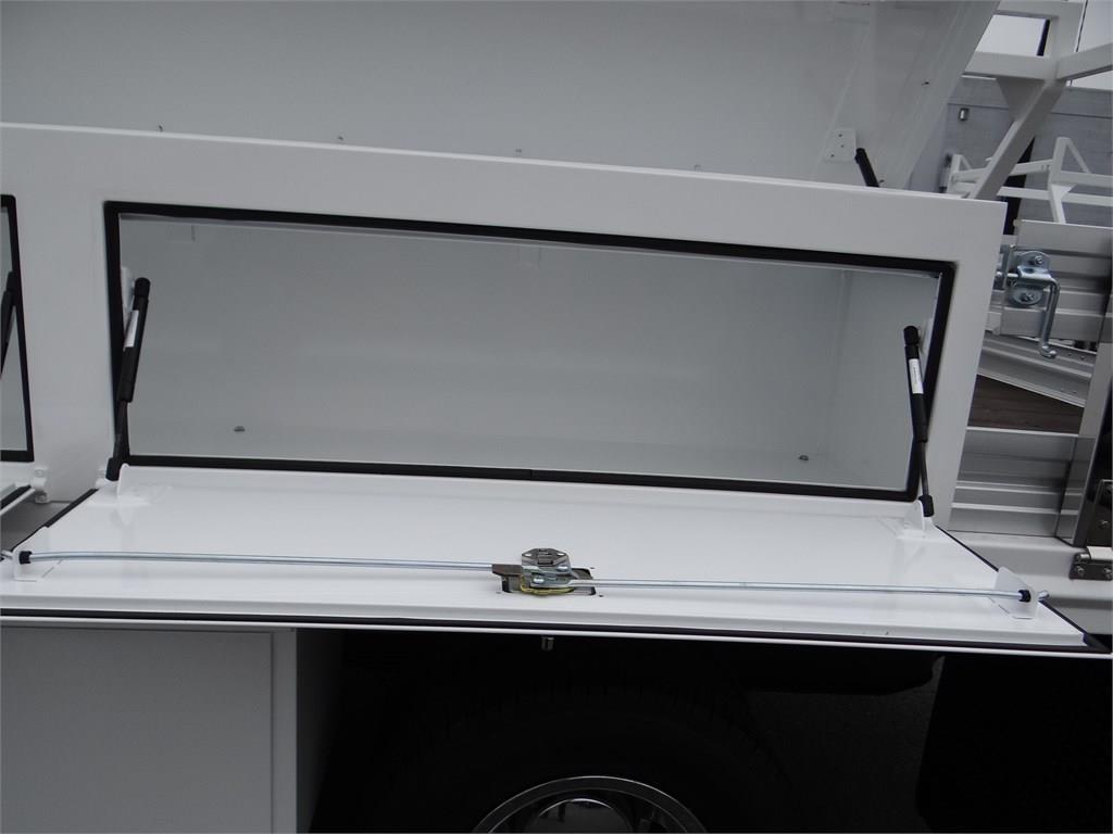 2018 Ram 3500 Regular Cab DRW 4x2,  Martin's Quality Truck Body Contractor Body #R1589T - photo 19