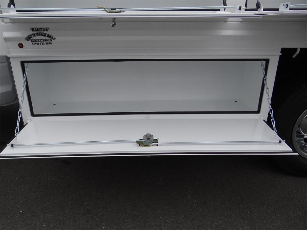 2018 Ram 3500 Regular Cab DRW 4x2,  Martin's Quality Truck Body Contractor Body #R1589T - photo 20