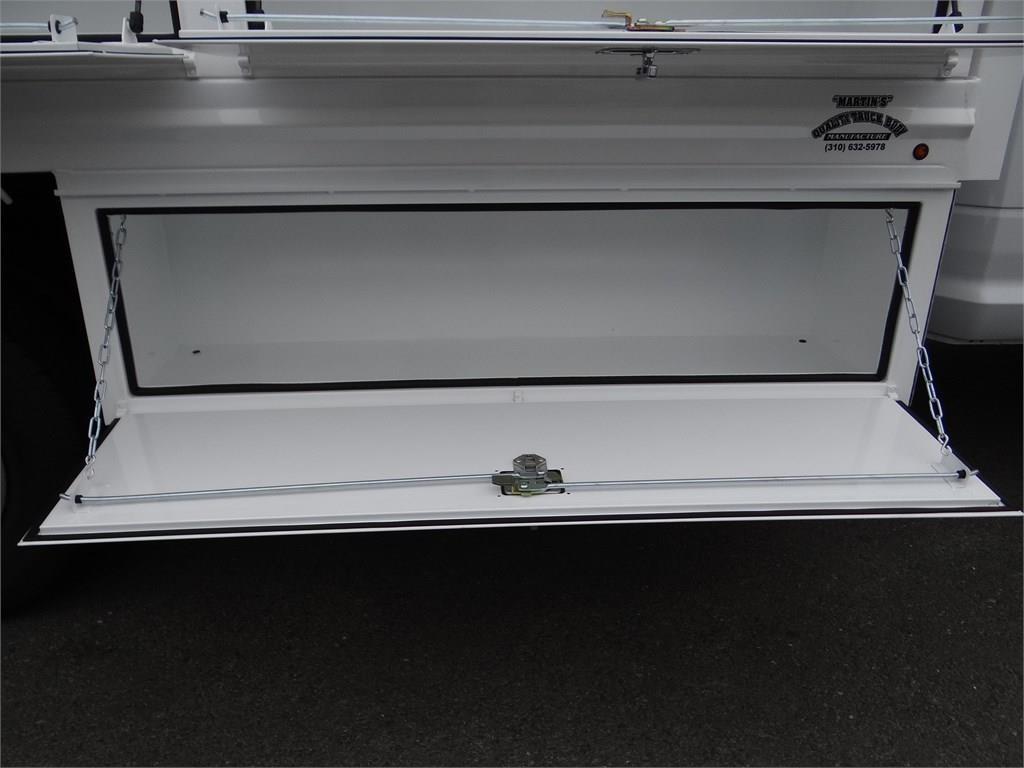 2018 Ram 3500 Regular Cab DRW 4x2,  Martin's Quality Truck Body Contractor Body #R1589T - photo 22