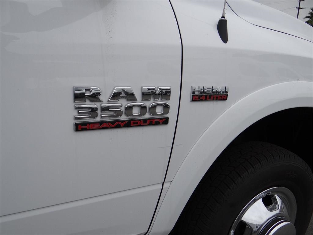 2018 Ram 3500 Regular Cab DRW 4x2,  Martin's Quality Truck Body Contractor Body #R1589T - photo 27