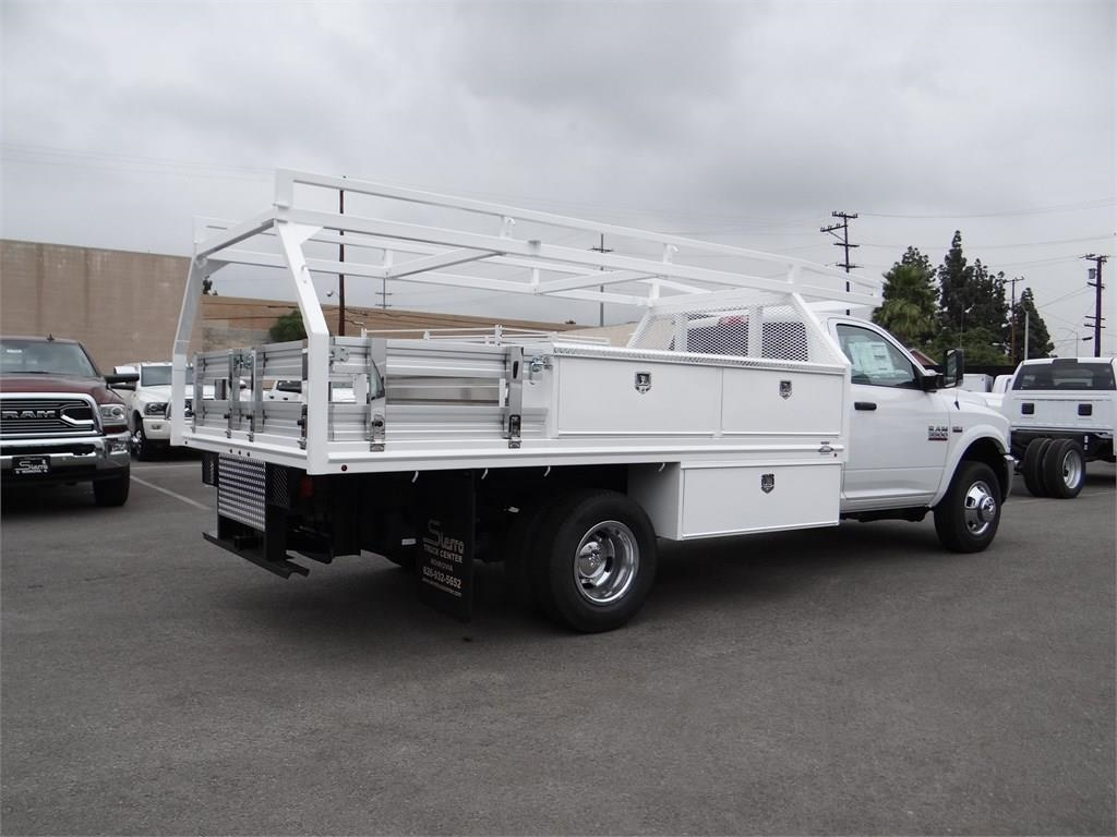 2018 Ram 3500 Regular Cab DRW 4x2,  Martin's Quality Truck Body Contractor Body #R1589T - photo 2