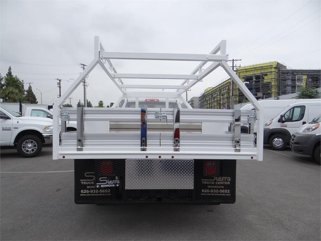 2018 Ram 3500 Regular Cab DRW 4x2,  Martin's Quality Truck Body Contractor Body #R1589T - photo 4