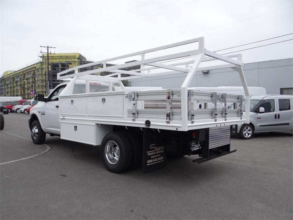 2018 Ram 3500 Regular Cab DRW 4x2,  Martin's Quality Truck Body Contractor Body #R1589T - photo 5