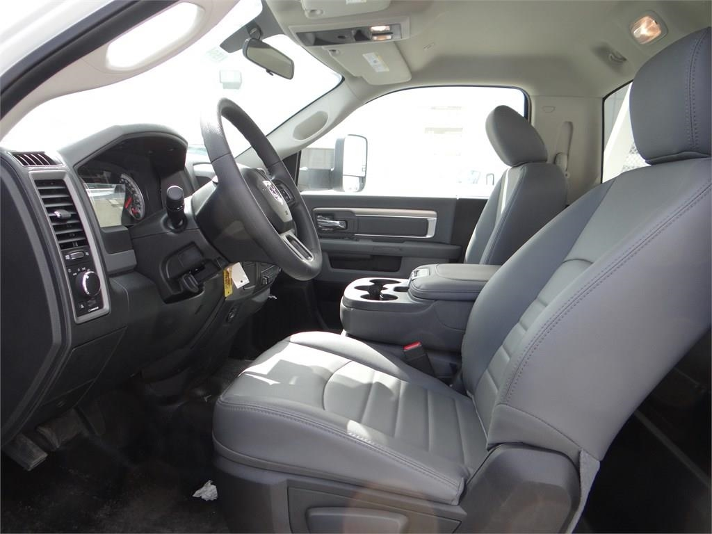 2018 Ram 3500 Regular Cab DRW 4x2,  Martin Contractor Body #R1594T - photo 16