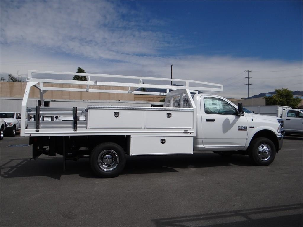 2018 Ram 3500 Regular Cab DRW 4x2,  Martin's Quality Truck Body Contractor Body #R1594T - photo 3