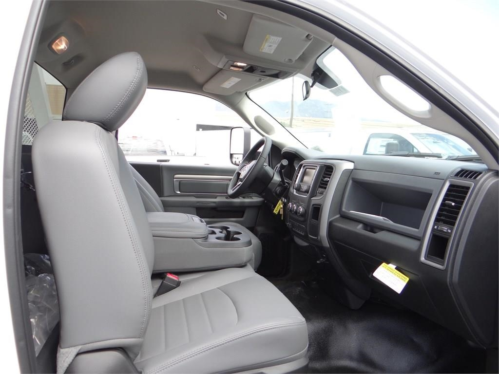 2018 Ram 3500 Regular Cab DRW 4x2,  Martin Contractor Body #R1594T - photo 26