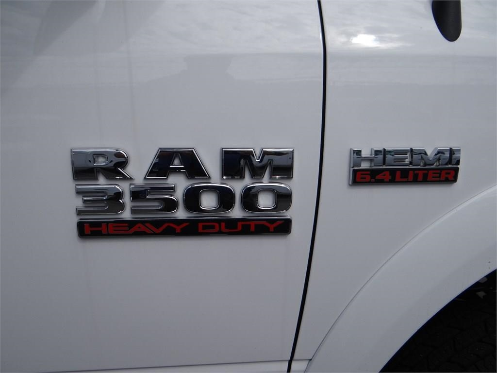 2018 Ram 3500 Regular Cab DRW 4x2,  Martin's Quality Truck Body Contractor Body #R1594T - photo 27