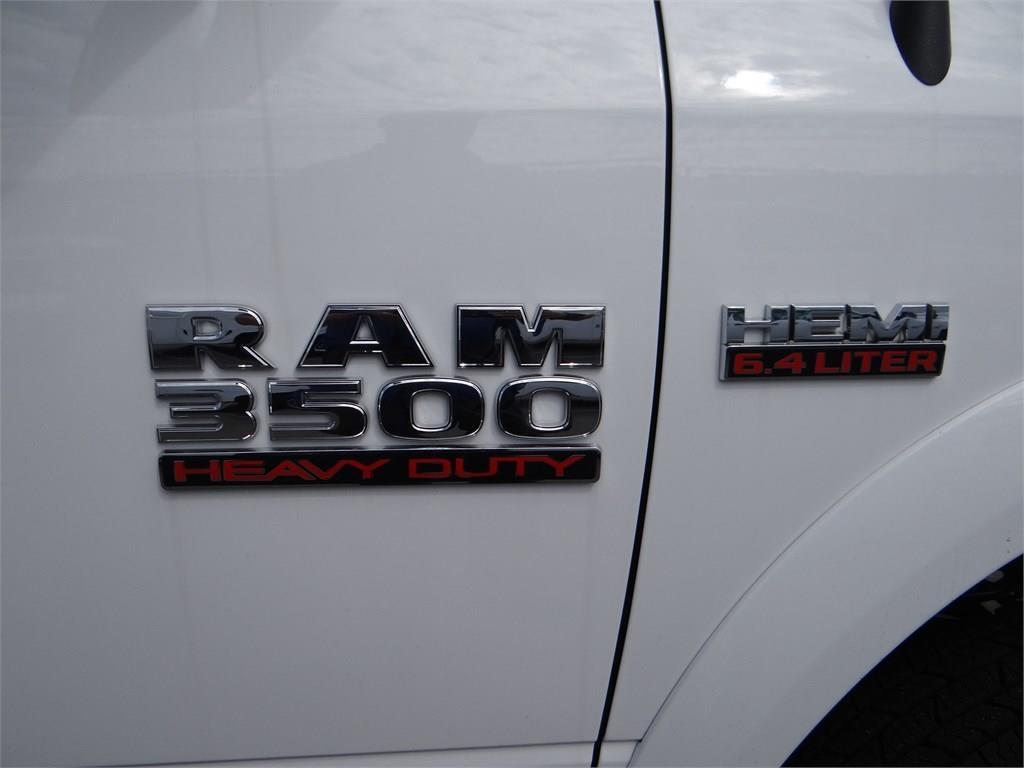 2018 Ram 3500 Regular Cab DRW 4x2,  Martin Contractor Body #R1594T - photo 27