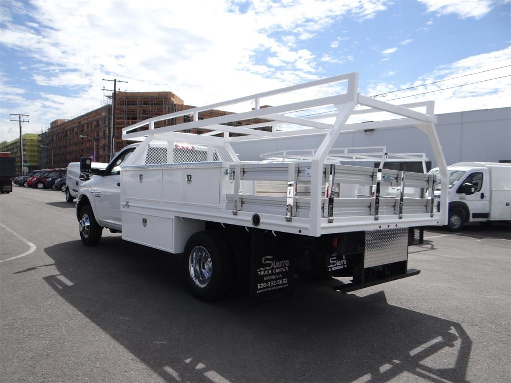 2018 Ram 3500 Regular Cab DRW 4x2,  Martin's Quality Truck Body Contractor Body #R1594T - photo 5