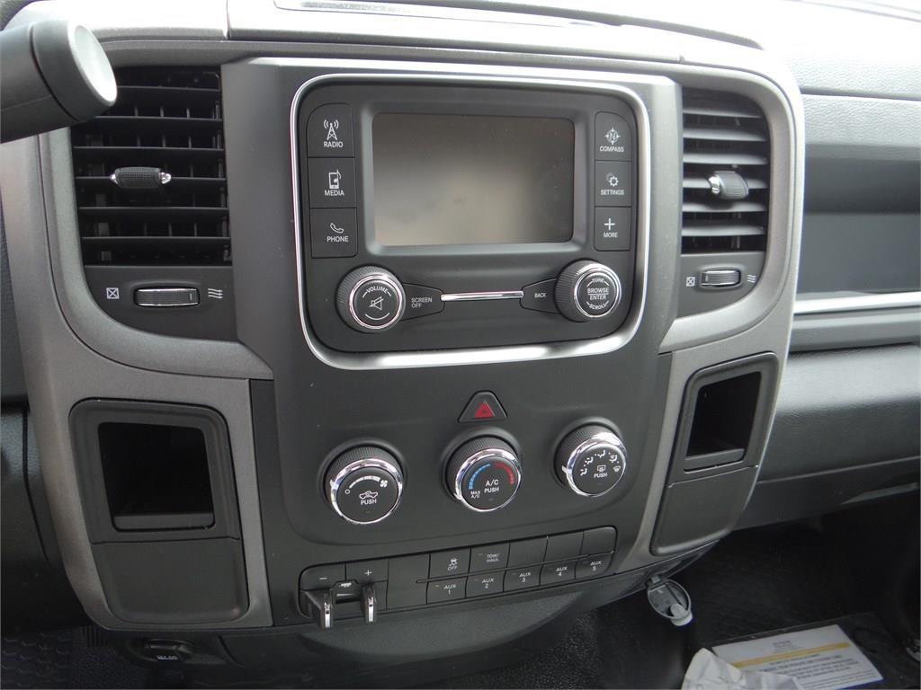 2018 Ram 3500 Regular Cab DRW 4x2,  Martin Contractor Body #R1594T - photo 9