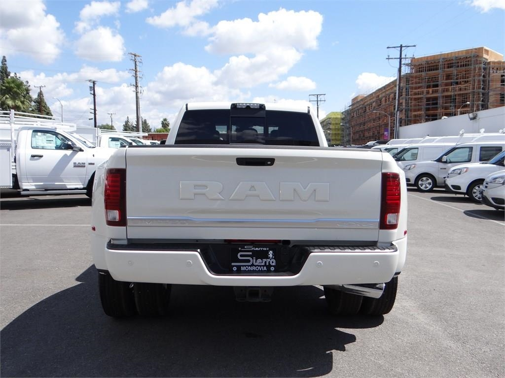 2018 Ram 3500 Mega Cab DRW 4x4,  Pickup #R1645T - photo 4