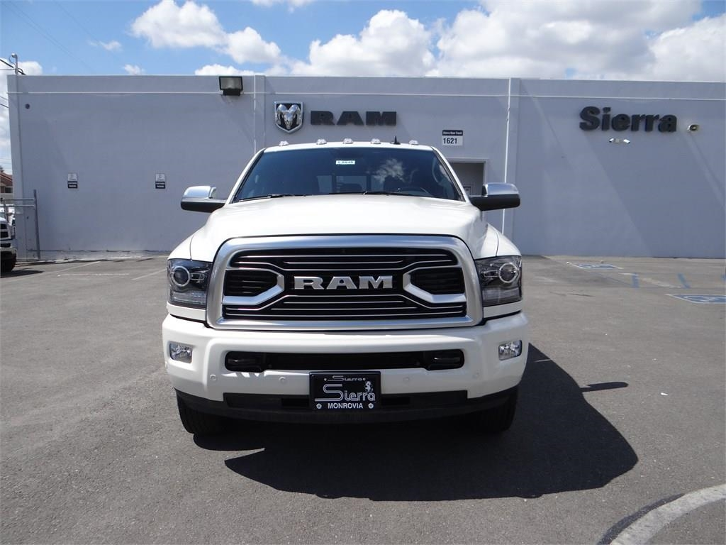 2018 Ram 3500 Mega Cab DRW 4x4,  Pickup #R1645T - photo 8