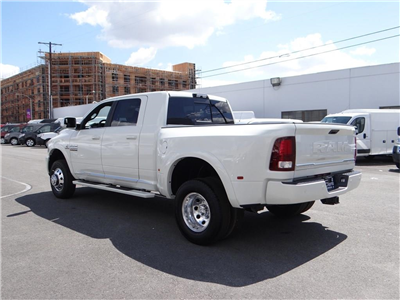 2018 Ram 3500 Mega Cab DRW 4x4,  Pickup #R1645T - photo 5