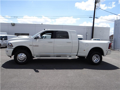 2018 Ram 3500 Mega Cab DRW 4x4,  Pickup #R1645T - photo 6