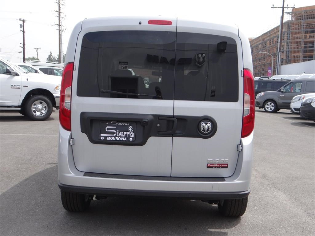 2018 ProMaster City FWD,  Empty Cargo Van #R1649T - photo 5
