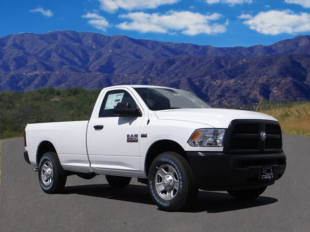 2018 Ram 2500 Regular Cab 4x2,  Pickup #R1657T - photo 1
