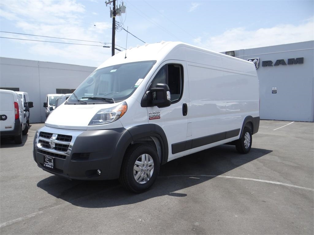 2018 ProMaster 2500 High Roof FWD,  Empty Cargo Van #R1659T - photo 8