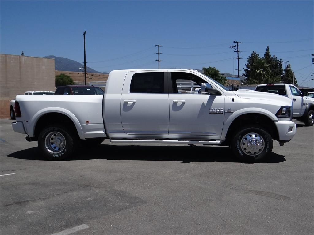 2018 Ram 3500 Mega Cab DRW 4x4,  Pickup #R1662T - photo 3
