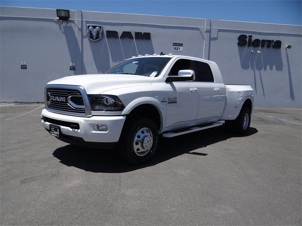 2018 Ram 3500 Mega Cab DRW 4x4,  Pickup #R1662T - photo 7