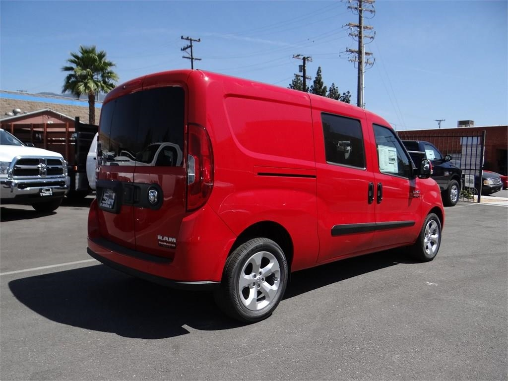2018 ProMaster City FWD,  Empty Cargo Van #R1667T - photo 4