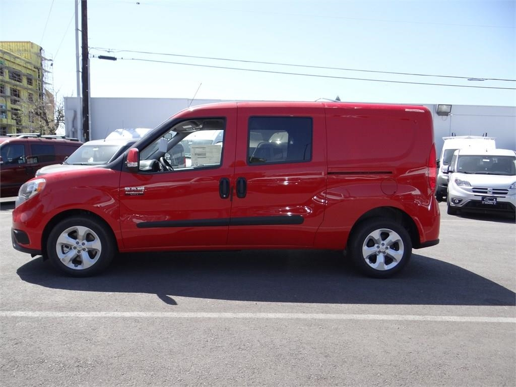2018 ProMaster City FWD,  Empty Cargo Van #R1667T - photo 7