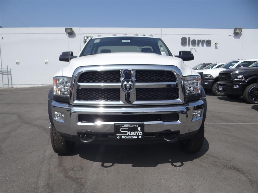 2018 Ram 4500 Regular Cab DRW 4x4,  Cab Chassis #R1673T - photo 7