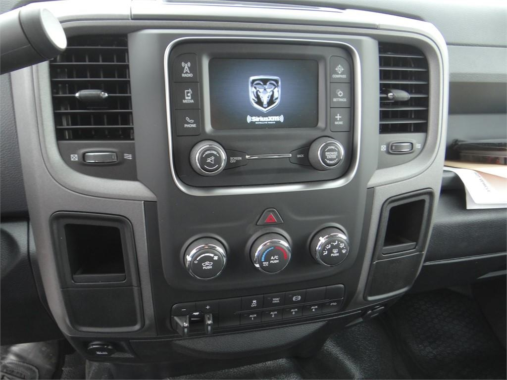 2018 Ram 4500 Crew Cab DRW 4x2,  Contractor Body #R1685T - photo 10