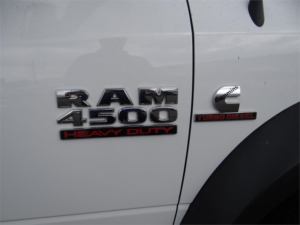 2018 Ram 4500 Crew Cab DRW 4x2,  Scelzi Contractor Body #R1685T - photo 27
